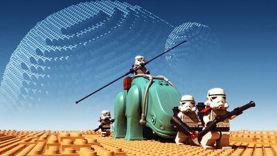 Star Wars Mos Eisley wallpaper
