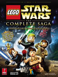 LEGO Star Wars-The Complete Saga Prima Guide