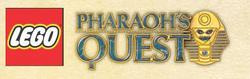 LEGO logo Pharaoh's Quest