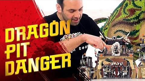 Let the Dragons Loose - Dragon Pit – LEGO NINJAGO – 70655 Designer Video