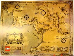 SDCC2012-1 kaart voorkant