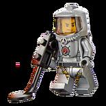 Scientist With Heatsuit (60124)