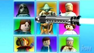 Lego Star Wars The Complete Saga Trailer