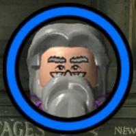 Professor Perkamentus Character Token