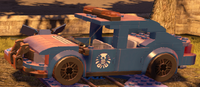 SHIELD Car