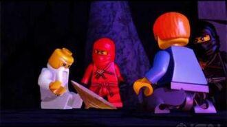 LEGO Battles Ninjago Blooper Trailer