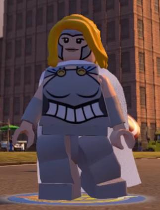 Lego Jennifer Kale profile
