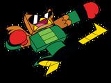 Кроко-ястреб
