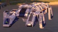 Helicarrier Lifeboat
