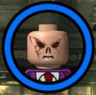 Professor Krinkel (Voldemort) Charcter Token