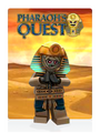 Themakaart Pharaoh's Quest