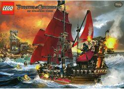 4644166 Queen Anne's Revenge Poster