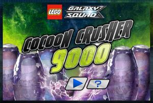 Cocoon Crusher 9000 Menu