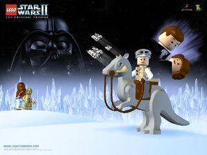 LEGO Star Wars II-The Original Trilogy wallpaper