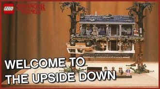 Welcome to The Upside Down – LEGO® Stranger Things
