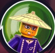 Почтальон в LEGO Ninjago: Shadow of Ronin