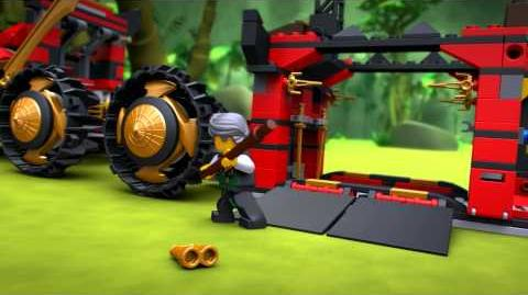 LEGO® Ninjago TVC 70750