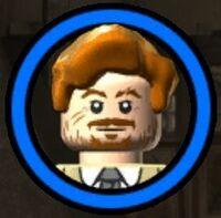 Remus Lupos Character Token