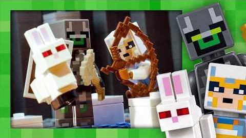 The Bedrock Adventures Escape - LEGO Minecraft - 21147 - Stop Motion