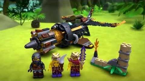 LEGO® Ninjago TVC 70747