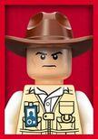 Jurassic World LEGO Vet icon