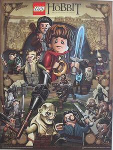 The Hobbit 2 - Poster 3