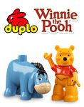 Themakaart Winnie the Pooh shop
