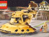 4323354 Postcard - Star Wars Set 7155 Trade Federation AAT