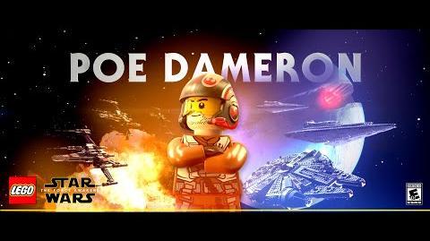 Poe Dameron Character Spotlight LEGO Star Wars The Force Awakens