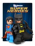 Themakaart Super Heroes DCU