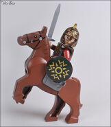 Денатор на лошади