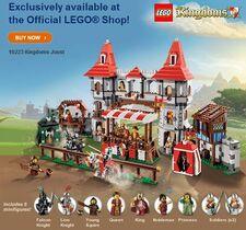 10223 LEGO shop advertentie