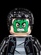 Masked Robber Hulk - 76082 - LEGO MARVEL Super Heroes 2HY17- Mugshot