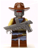 Armed Deputron