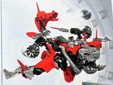 Furno and Jawblade Combiner Model hl