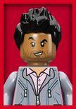 Jurassic World LEGO Masrani icon