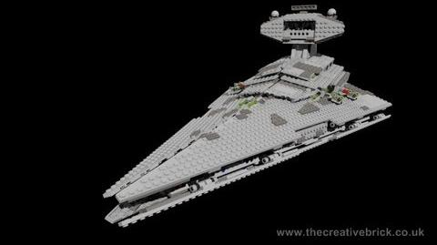 LEGO® Set 6211 - Imperial Star Destroyer