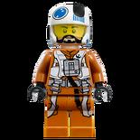 Resistance X-Wing Pilot (75125)