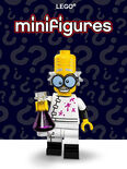 Themakaart Minifigures 201509