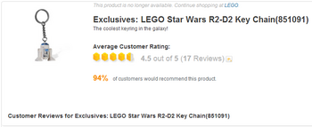 851091 LEGO review