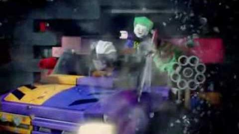 2012 LEGO Superheroes Batman Commercial