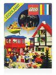 Themakaart Legoland