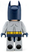 Blue batman back