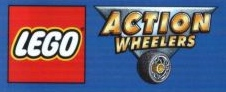 LEGO logo Action Wheelers