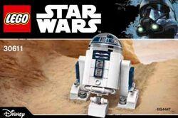 R2-D2 set