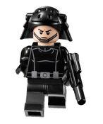 Death Star Trooper lsw374 met blaster
