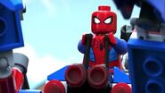 Spider-Man's Spider Crawler - Super Heroes - Product Animation