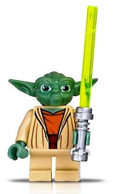 Yoda CW lichtzwaard