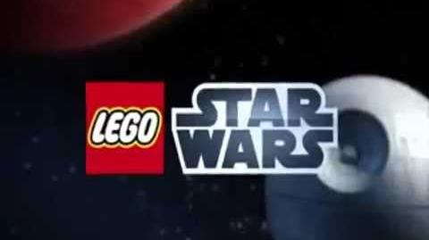 2012 LEGO Star Wars X-Wing 9493 vs Tie fighter 9492-0