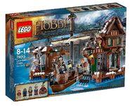 Lego-79013 Hobbit Lake-town Chase-6311401 malli